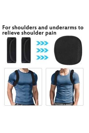 Ankaflex Kamburluk Önleyici Posturex Manyetik Dik Duruş Korsesi Ayarlanabilir Yeni Nesil Dik Durma Aparatı 2