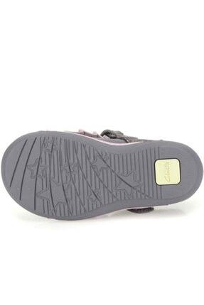 CLARKS Kız Çocuk 0-2 Yaş Ayakkabı Ortopedik 18-24 4