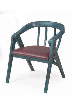 Prada Ahşap Sandalye M01013095