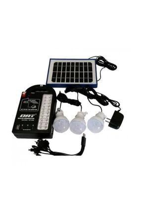 Dearling Dat At-999 Güneş Enerjili Aydınlatma Cihazı 0