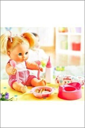 ERPA Altını Islatan Türkçe Konuşan Oyuncak Melis Et Bebek Seti 34 Cm 0