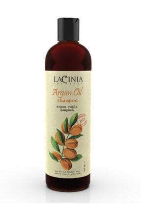 Lacinia Argan Yağlı Şampuan 400ml 0