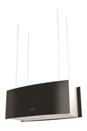 Vinola Mcıb101.111.900 Inox+siyah Cam Digital Ada Tipi Davlumbaz 0