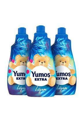 Yumoş Extra Lilyum 1440 ml - 3'lü Paket 1