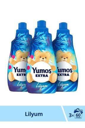 Yumoş Extra Lilyum 1440 ml - 3'lü Paket 0
