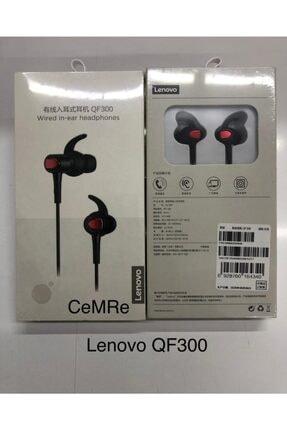 LENOVO Kablolu Mikrofonlu Kulaklık Qf300 1