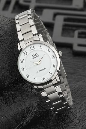 تصویر از ساعت زنانه سفید