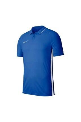 Nike M Nk Dry Acdmy19 Polo Ss Bq1496-463 Erkek Tişört 0