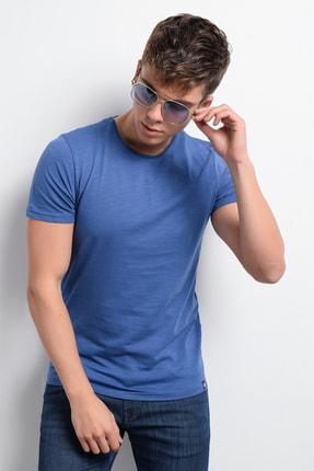 Rodi Jeans Rodi Rd19ye279975 Indigo Erkek Flamlı Süprem Bis.yaka T-shirt 1