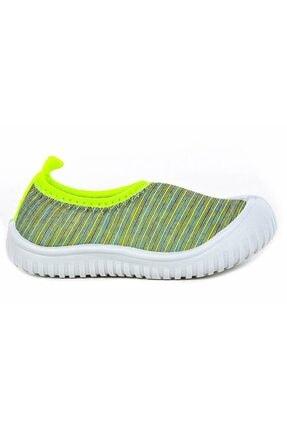 Gezer Erkek Çocuk (25-29) Yeşil Yazlık Hafif Spor Ayakkabı 0