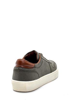Luda Cris Erkek Haki Günlük Sneaker Ayakkabı 4
