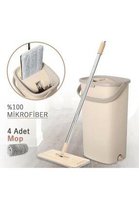 Emr züccaciye Arow Magıc Mop Pro Tablet Mikrofiber Mop Temizlik Seti 0