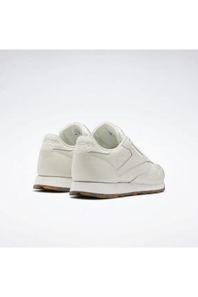 Reebok Eh1664 Classic Leather Kadın Günlük Spor Ayakkabı Beyaz 2