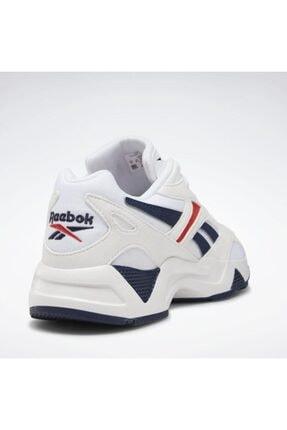 Reebok Ef3082 Aztrek 96 Kadın Beyaz Günlük Spor Ayakkabı 2
