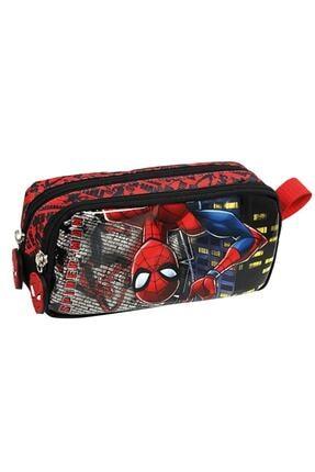 Mikro 5267 Spiderman Kalem Çantası Due Upside Down 0