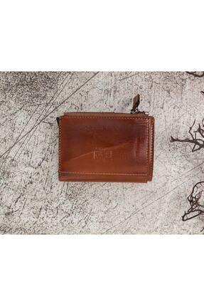 Bouletta Deri Kartlık-cüzdan Rfıd Rst2ef Taba 4