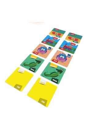 Ayben Yayınları Hafıza Kartları Oyunu 2