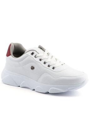 L.A Polo Erkek Beyaz Taban Spor Ayakkabı 019 0