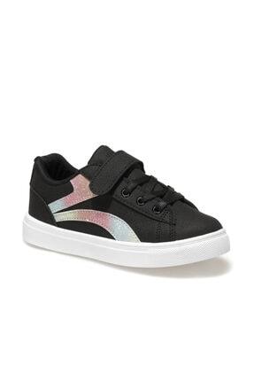 SEVENTEEN DELKO 1FX Siyah Kız Çocuk Sneaker 100696260 0
