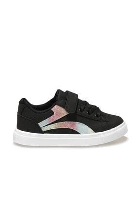 SEVENTEEN DELKO 1FX Siyah Kız Çocuk Sneaker 100696260 1