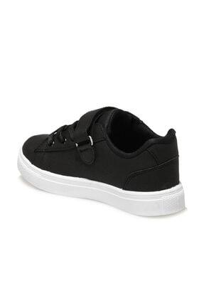 SEVENTEEN DELKO 1FX Siyah Kız Çocuk Sneaker 100696260 2