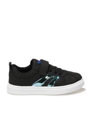 Icool LETTO Siyah Kız Çocuk Sneaker Ayakkabı 100664287 1
