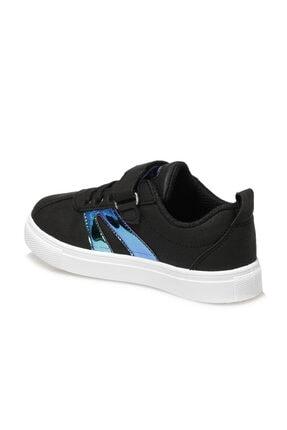 Icool LETTO Siyah Kız Çocuk Sneaker Ayakkabı 100664287 2