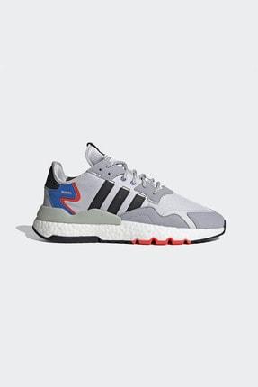 adidas Erkek Günlük Spor Ayakkabı Nite Jogger Fx6835 0