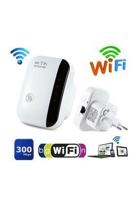 HADRON Wifi Repeater Kablosuz Sinyal Güçlendirici Access Point 300mbps 3