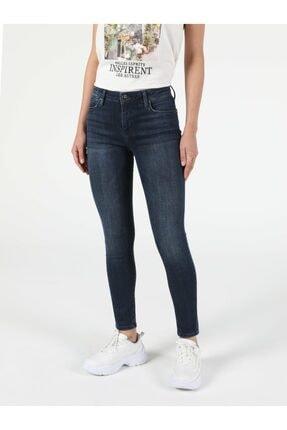Colin's Mavi Koyu Mavi Kadın Pantolon .CL1053657_Q1.V1_DN08527 3