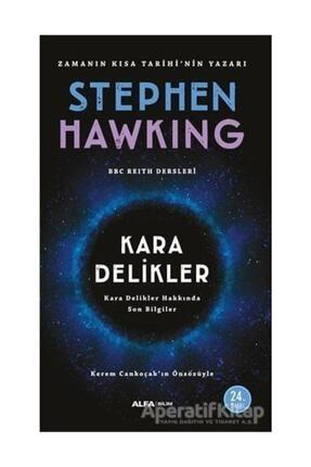 Alfa Yayınları Kara Delikler - Stephen Hawking - 0