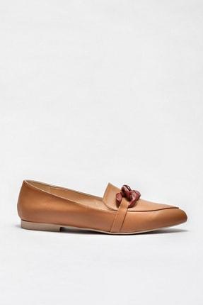 Elle Kadın Chalsea Taba Casual Ayakkabı 20KDS50237 0