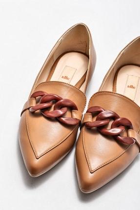 Elle Kadın Chalsea Taba Casual Ayakkabı 20KDS50237 2