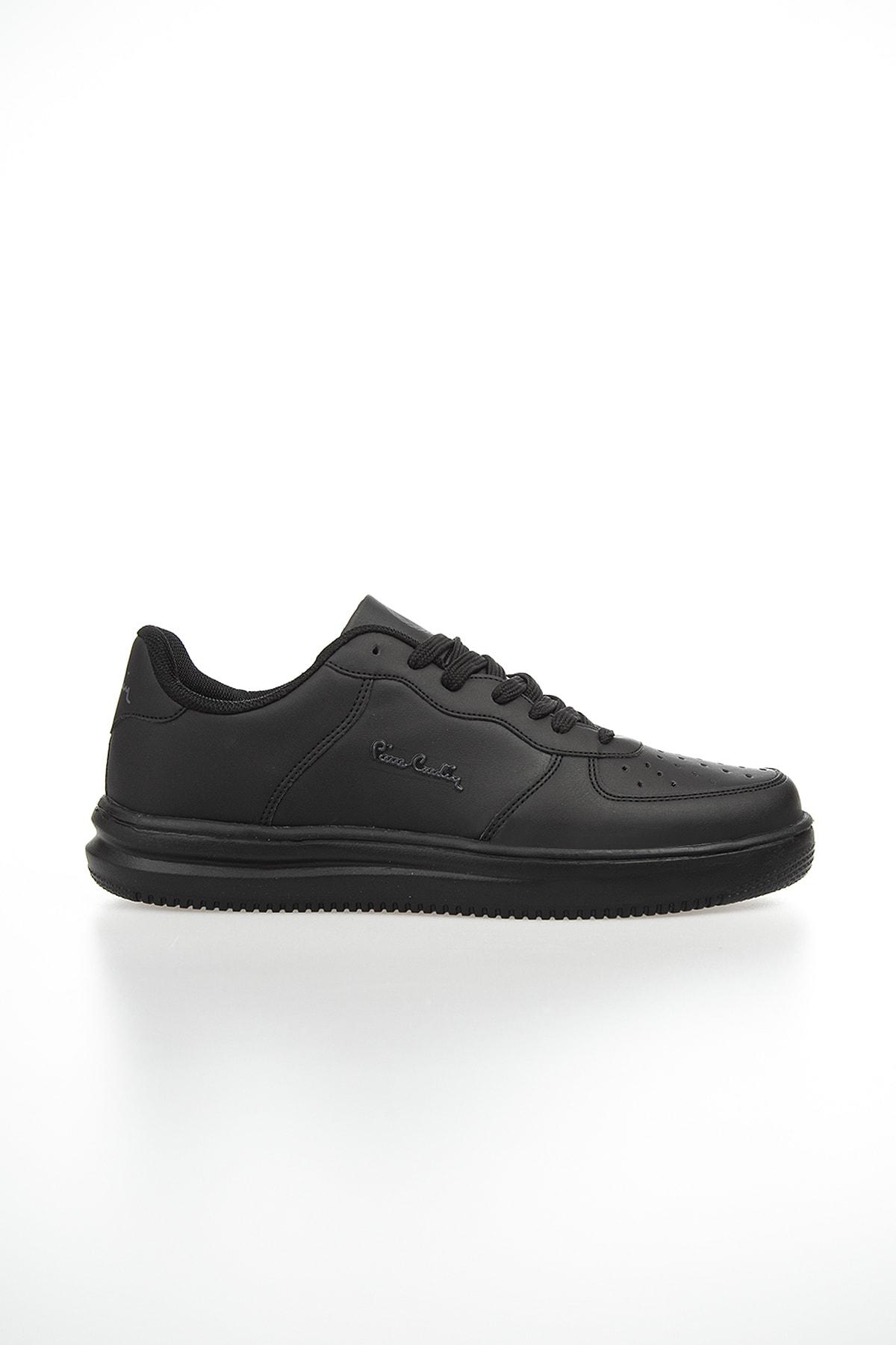 Erkek Günlük Spor Ayakkabı-Siyah PCS-10155