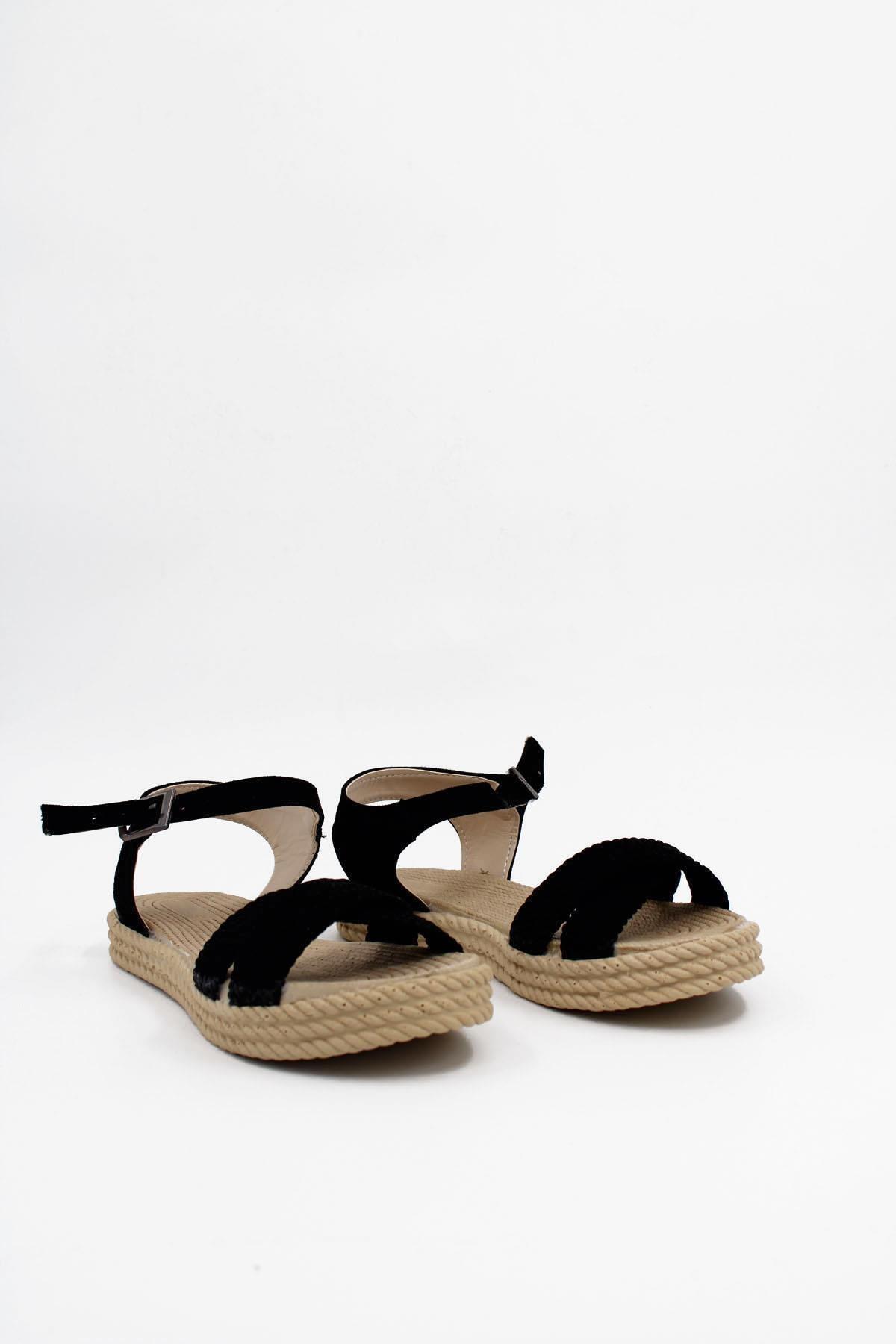 ByErz Erz24-kadın Sandalet