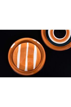 Juliette Ceramics Mango 6'lı Pasta Tabağı 0