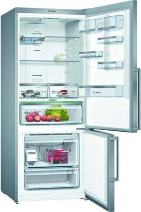 Bosch KGN76AIF0N A++ Kombi No Frost Buzdolabı 1