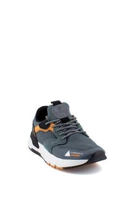 Lumberjack Move Gri Erkek Sneaker Ayakkabı 1