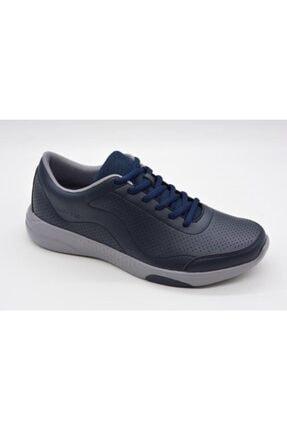 Lotto Camden Sn Erkek Yürüyüş Ayakkabısı Nvy Lt Grey - T0277 0