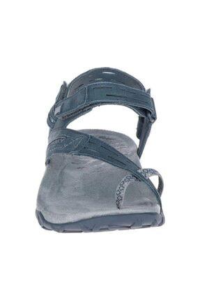 Merrell J98746 Terran Convert 2 Slate Kadın Sandalet 1