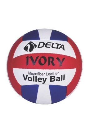Delta Ivory El Dikişli 5 Numara Voleybol Topu 0