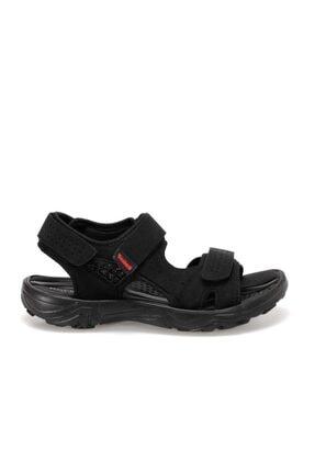 Dockers Dockers 100497778 228653 Siyah-kırmızı Erkek Sandalet 1