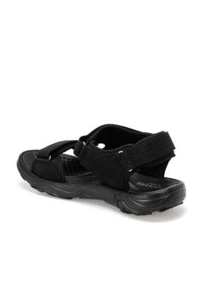 Dockers Dockers 100497778 228653 Siyah-kırmızı Erkek Sandalet 2