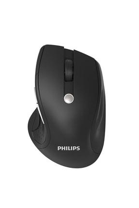 Philips 7 Tuşlu Ultra Sessiz Wireless Kablosuz Mouse 0