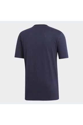 adidas E PLN TEE.- Siyah Erkek T-Shirt 100403527 1