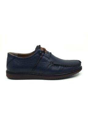 Taşpınar Üçlü %100 Deri Yazlık Tam Rok Erkek Ortopedik Ayakkabı 39-45 1