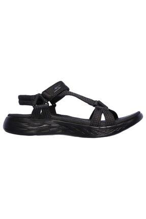 Skechers Kadın Siyah Sandalet 0