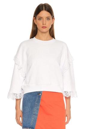 MSGM Beyaz T-shirt 2