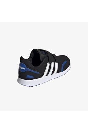 adidas VS SWITCH 3 C Siyah Erkek Çocuk Koşu Ayakkabısı 100663741 1