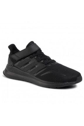 adidas RUNFALCON C Siyah Erkek Çocuk Koşu Ayakkabısı 100663755 0